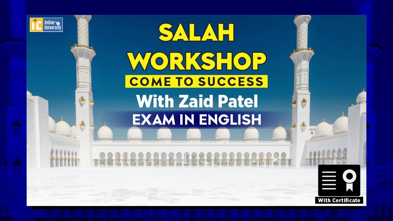 Salah Training Workshop - English